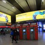 Aeropuerto de Roma Fiumicino