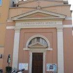 capilla santa monica
