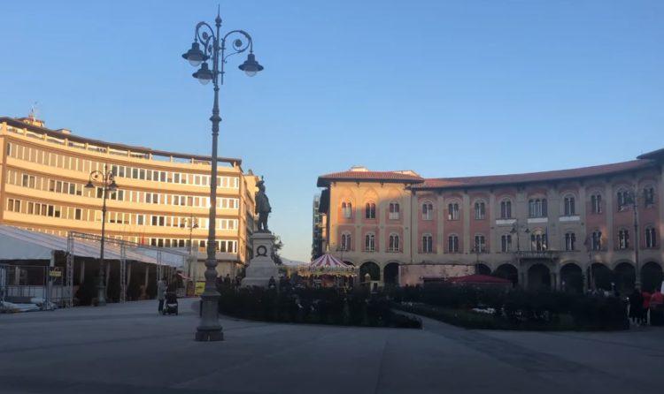 Piazza Vittorio Emanuelle II