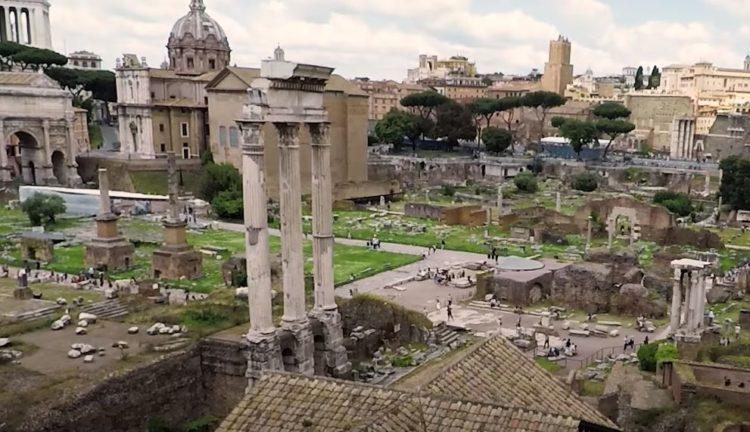 Roma en 3 días - Foro Coliseo
