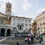 Santa Maria in Trastevere y su tesoro desconocido