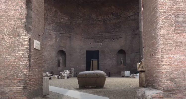 visitar el complejo de las Termas de Diocleciano