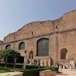 Las Termas de Diocleciano, de la cotidianidad a la historia