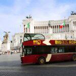 autobus turistico roma