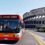 autobus publico roma