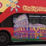 autobús turístico roma