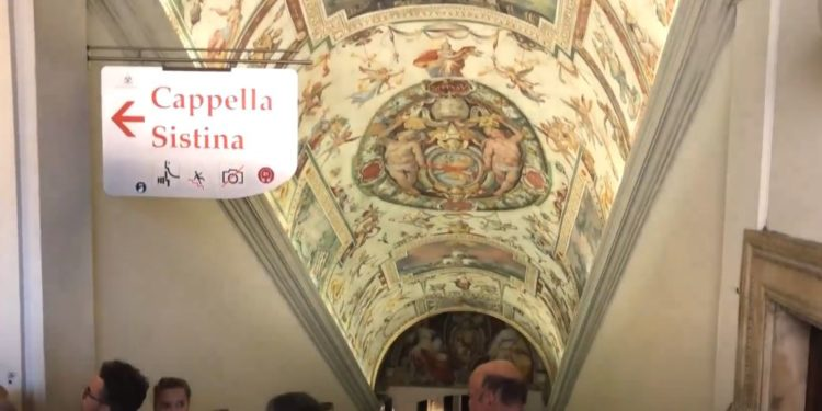 entradas para la capilla sixtina y museos vaticanos