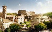 Coliseo Romano desde el Foro
