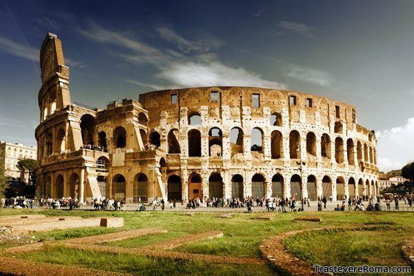 Cuando El Coliseo Caiga Roma Lo Seguirá En Su Declive