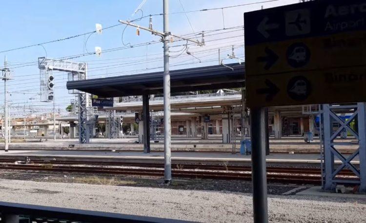 estación de termini de Roma