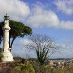 Los secretos del Gianicolo en Trastevere