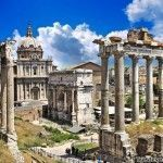 El Foro Romano, corazón del Imperio que sigue latiendo