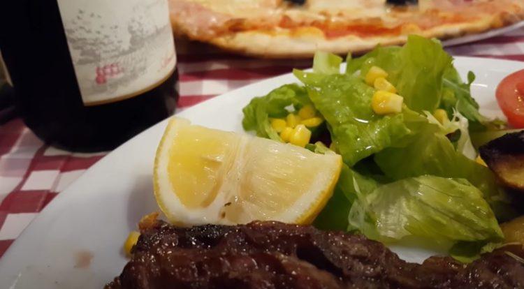 horas de comida en italia