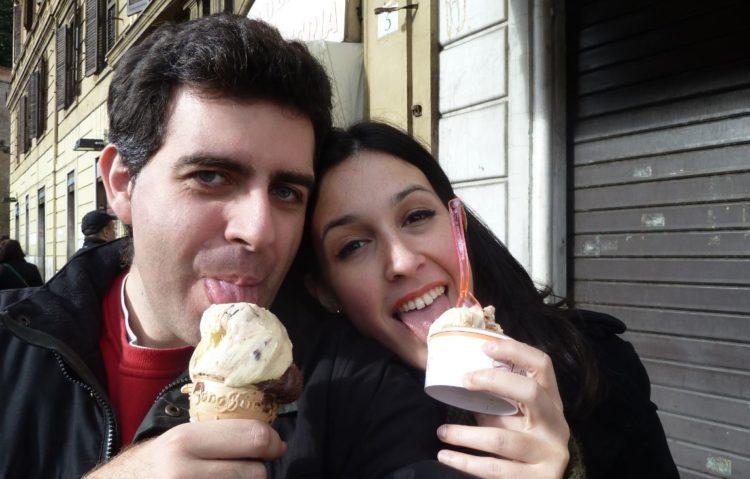 mejores heladerías de roma