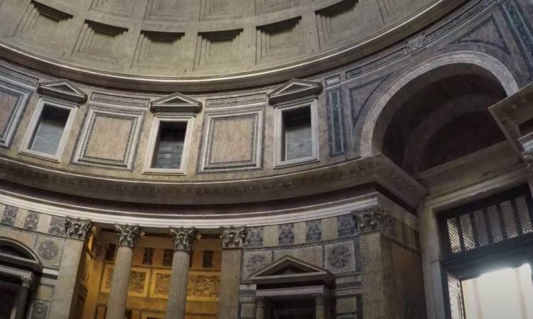 visitar el panteón de roma