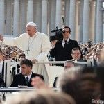 Audiencia Papal en el Vaticano