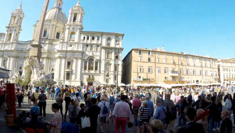 piazza Navona de roma