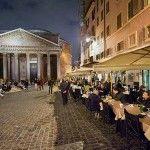 Comer en Roma como un italiano