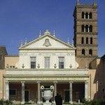 Un paseo por las iglesias del Trastevere