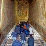 Scala Santa, la escalera que subió Jesús