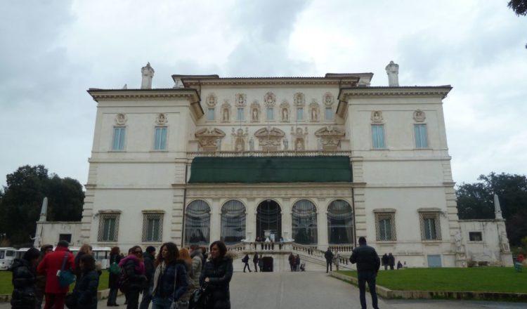villa Borghese de roma