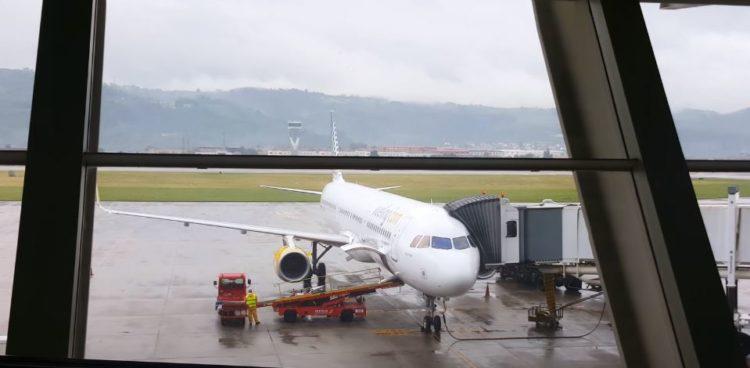 vuelo bilbao roma barato